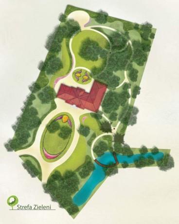Ogród, park zabytek styl krajobrazowy