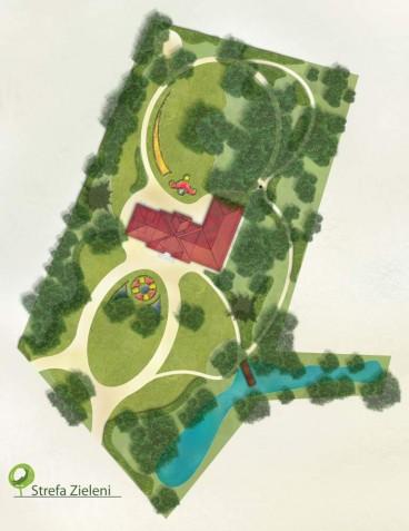 Ogród, park, zabytek, styl krajobrazowy